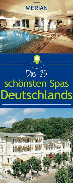 Mal so richtig runterfahren und die Seele baumeln lassen? Wenn ihr euch gerade auch nach einer kleinen Auszeit mit Wellness-Feeling sehnt, dann sind diese 25 schönsten Spas in Deutschland genau das Richtige!