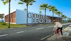 Gold Fish Beach Club on Behance