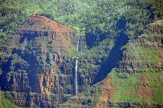 Waipoo Falls Trail Kauai