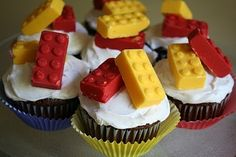 LEGO Birthday Parties