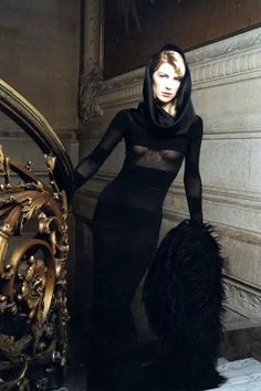 Lloyd Klein Paris circa 1996 - chic is never out of style