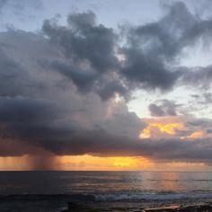 Wonderful  #sunset #mothernature #rinconpr