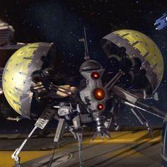 #StarWars #SpotlightOfTheWeek - Buzz Droid: Separatist saboteur