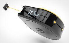 Bagel Tape Measure