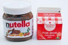 Nutella skum