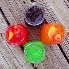 Adult Kool Aid- Fruity Alcoholic Drinks
