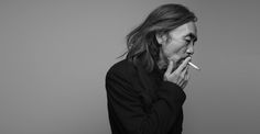 """For me, a woman who is absorbed in her work, who does not care about gaining one's favor, strong yet subtle at the same time, is essentially more seductive. The more she hides and abandons her femininity, the more it emerges from the very heart of her existence."" — excellent interview with yohji yamamoto"