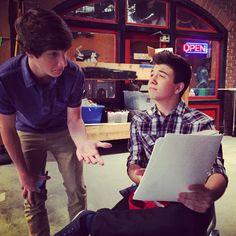 "Photos: ""Mighty Med"" Cast Working Hard On Season 2 October 2, 2014"