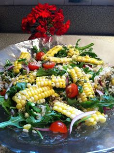 It's All About the Dish!: Salad