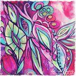 Traci Bautista- colored PENCILS