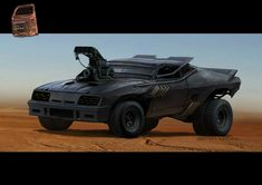Dive into The Art of Mad Max: Fury Road made by Weta Workshop Artists. A woman rebels against a tyrannical ruler in postapocalyptic Australia in search Mad Max Fury Road, 4x4, Death Race, Custom Muscle Cars, Custom Cars, Workshop Design, Off Road, Concept Cars, Cool Cars