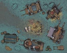 Wagon Camp - Made by aping 2MinuteTableTop Style - Imgur