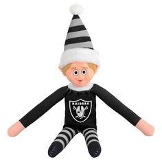 Oakland Raiders Team Elf from UglyTeams