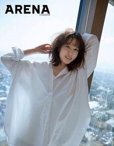 Park Eun Bin For April's Arena Homme Plus | Couch Kimchi