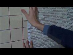 Faianţă autoadezivă 3D - YouTube