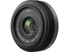 Panasonic Lumix G 20Mm F/1.7 Aspherical Pancake Lens For Micro Four Thirds Interchangeable Lens Cameras (Old Model), 2015 Amazon Top Rated Lenses #Photography
