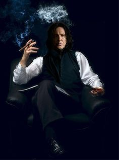 Accio Severus Snape : Photo