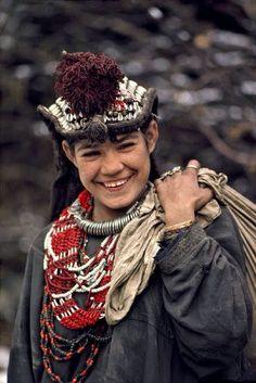 Kalash people of Afghanistan ~Repinned Via Per Lantz