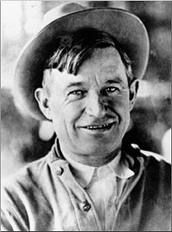 Will Rogers, born in Oologah, Oklahoma. Oklahoma Real Estate www.brettboone.com