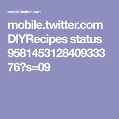 mobile.twitter.com DlYRecipes status 958145312840933376?s=09