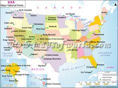 Map of US national Parks    Google Image Result for http://www.mapsofworld.com/usa/national-parks/maps/major-national-park-usa.jpg