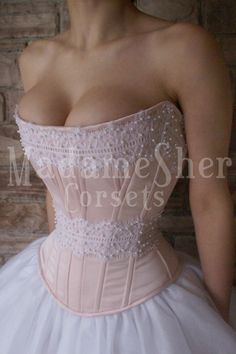 Madame Sher Corsets » Overbust R$ 1550,00