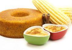 Receita de Curau de Milho: Sem Lactose, Sem Glúten e Sem Açúcar!  Clique na foto para ver a receita!