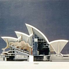 Sydney Opera House, 1973 by Jørn Utzon - Six Important Buildings to Know by Danish Architect Jørn Utzon