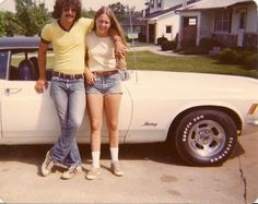 70's, how bout those flare jeans, and tight shirts lol