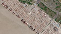 Every Day, This Satellite Company Takes A Snapshot Of The Entire Planet
