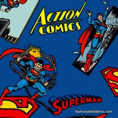 Superman Action Comics In Action