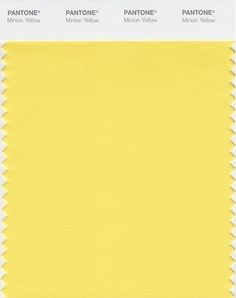 Meet Minion Yellow by Pantone: the world's first character-branded colour