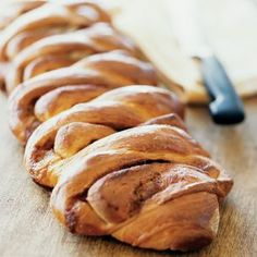 Swedish Cardamom Twist Recipe (Williams-Sonoma)