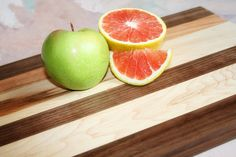 Found Wood Cutting Board Natural Wood by HouseAcrossTheStreet, $40.00