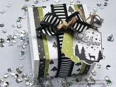 scrimpingmommy: Gift box to fit 12 scented tea lights ....
