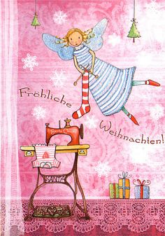 Christmas postcard selection by Mila Marquis * 3 piece * Minimum order value 10 Euro *