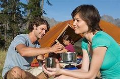 Camping Food Ideas camping