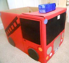 Reg <3's a fire engine