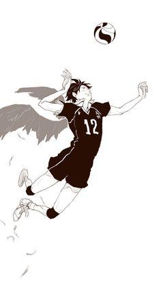 「11巻の」/「こちにーる」の漫画 [pixiv] Tadashi Yamaguchi   Haikyuu!!