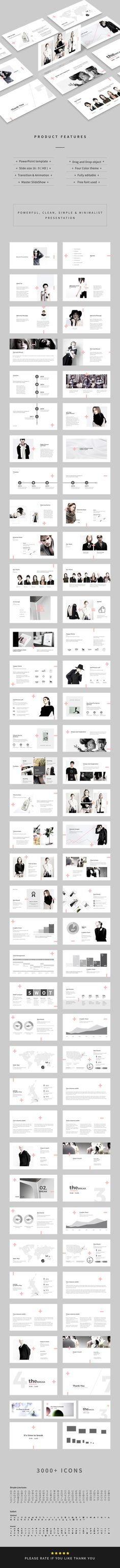 The Minimal Presentation  #typography #placeholder • Download ➝…