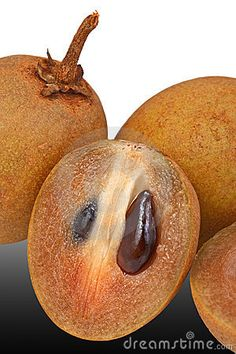 Sapodilla, Tropisch Fruit - my favorite fruit