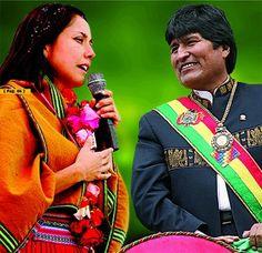 Nadine Heredia y Evo Morales clausurarán Año de la Quinua » Política | Los Andes » Noticias Puno Perú