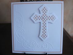 Holy Communion/Baptism card by Michele G - Cards and Paper Crafts at Splitcoaststampers