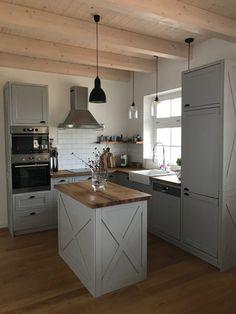 Bemutatom a konyhánkat – Mindenüttjóde Kitchen Island, Ikea, New Homes, House, Home Decor, Island Kitchen, Decoration Home, Ikea Co, Home