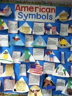 American Symbols 3rd