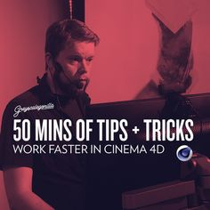 Greyscalegorilla's own Chris Schmidt dives deep into Cinema 4D with 50 more minutes of tips and tricks for animation, modeling, text, effectors, deformers, and more in this NAB presentation.