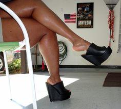Lordes Wedge Heels