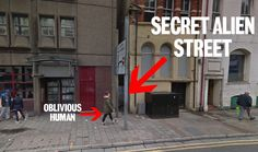You can actually find the hidden street from Doctor Who's Face The Raven in Cardiff Doctor Who, Eleventh Doctor, Tv Doctors, Through Time And Space, Christopher Eccleston, Don't Blink, Peter Capaldi, Fandoms, Blue Box