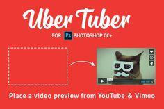 UberTuber plugin for Photoshop. Photoshop Plugins. $5.00