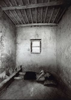 """Patient at mental hospital, Bangladesh © Shoaib Faruquee. I can imagine that if you didn't have mental illness when you were admitted, you quickly """"acquired"""" it :( Insane Asylum Patients, Scary, Creepy, Mental Asylum, Abandoned Asylums, Abandoned Places, Psychiatric Hospital, Medical History, Mental Illness"""